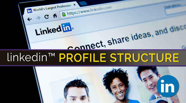 Linkedin Profile Structure